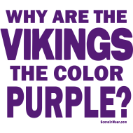 Design ~ FRONT Vikings Purple