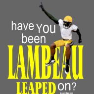 Design ~ Lambeau Leaped On?