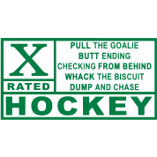 X Rated Hockey