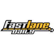 Fast Lane Daily logo in 3 colors!