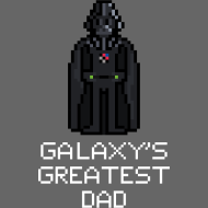 Design ~ Greatest_Dad_White