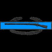 CIB Combat Infantryman Badge