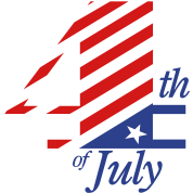 4th of July TWO COLOR VECTOR