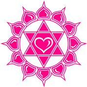 LOTUS OF THE HEART - Heart chakra - Anahata, c, Centre of love and compassion, powerful symbol