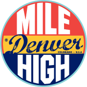 Denver Vintage Label