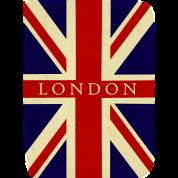 vintage london flag