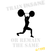 Women's Train Insane