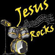 Jesus Rocks w/drum