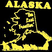 alaska the last frontier vintage