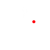 Cyborg skull red eye