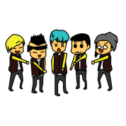 Big Bang Running Man