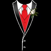 Prom Tuxedo Shirt