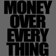 Money Over Everything tee