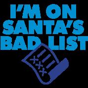 Im On Santas Bad List 1 (2c)++
