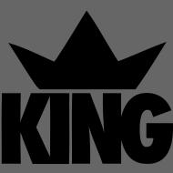 King Crown tee t shirt