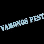 VAMONOS PEST STENCIL