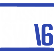 CLASS OF SWAG (2016) blue with bands