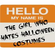 Halloween Tag (Girl)