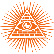 Eye in the Pyramid - symbol of Omniscience