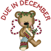 December Teddy Bear Maternity Due Date