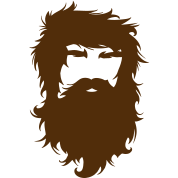 Beard Man Hairy Face Mustache