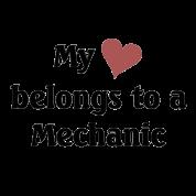 heart belongs to a mechanic