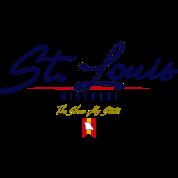 St Louis Script W