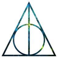 Design ~ COSMIC DEATHLY HALLOWS