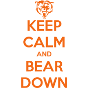 Keep Calm and Bear Down