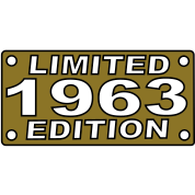 1963 limited edition