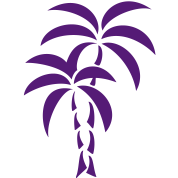 Palm Tree / Tattoo Style / Vector /