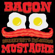 Bacon Mustache