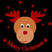christmas reindeer xmas moose