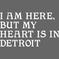 Design ~ Heart is in Detroit