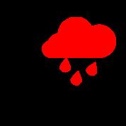 I love Portland - Rain