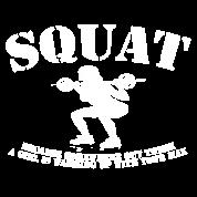 Squat (white)