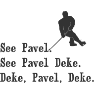 Design ~ Deke, Pavel, Deke