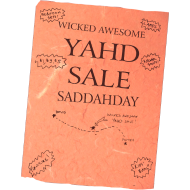 Design ~ Wicked Awesome Yahd Sale