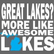 Design ~ Great Lakes Awesome Lakes
