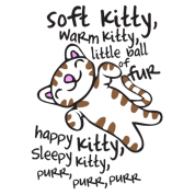 Big Bang Soft Kitty Warm Kitty