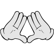 Mickey Mouse Diamond Hands