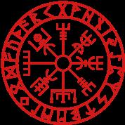 Vegvisir, Futhark, Runes, Navigator,