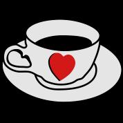 coffee mug heart_g1