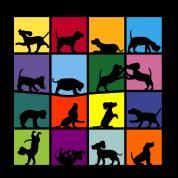 dog cube beagle