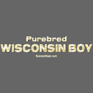 Design ~ Purebred Wisconsin Boy