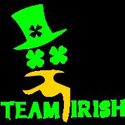 TEAM IRISH  st.Patty's day