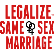 LEGALIZE SAME SEX MARRIAGE