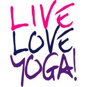 Live Love Yoga! | Custom Yoga Shirts