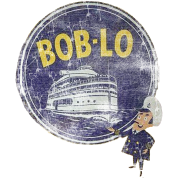 Vintage Retro Classic Cute Detroit Boblo Island