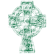 Classic Vintage Style Celtic Cross Crucifix Shirts